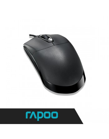 RAPOO WIRED OPTICAL MOUSE