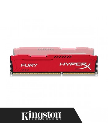 KINGSTON HYPERX FURY RED...