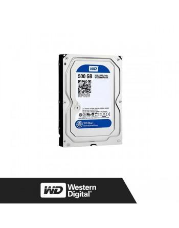WESTERN DIGITAL 500G SATA HDD