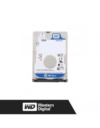 WESTERN DIGITAL 500GB SATA HDD