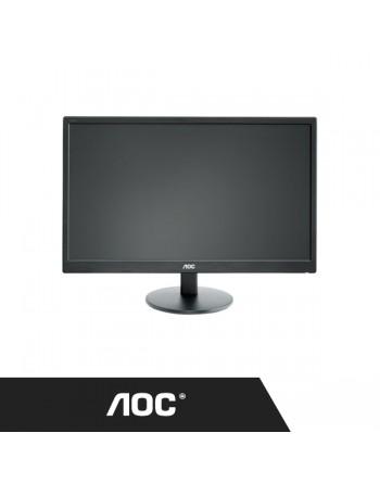 "AOC MONITOR 19.5"" LED BLACK"