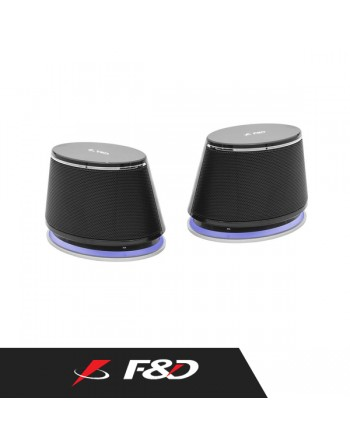 F&D V620 2.0 USB SPEAKERS