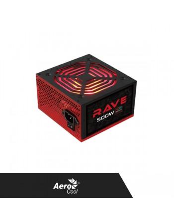 AEROCOOL RAVE 500W 80+...