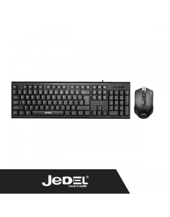 JEDEL G17 USB KEYBOARD &...