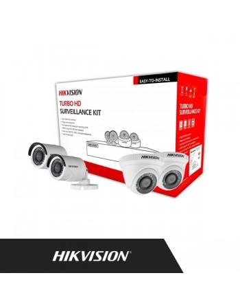 HIKVISION TVI-4CH2D2B-2MP...