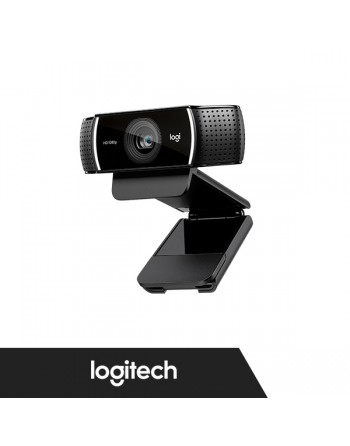 LOGITECH C922 PRO WEB CAMERA