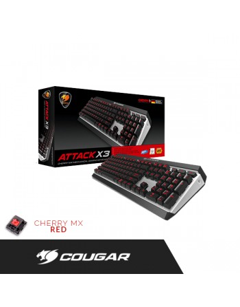 COUGAR ATTACK X3 MECHANICAL...