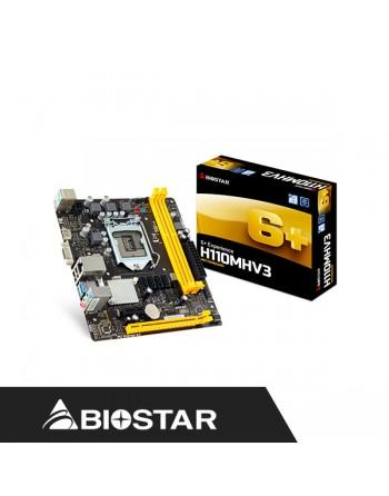 BIOSTAR H110MHV3 LGA 1151...